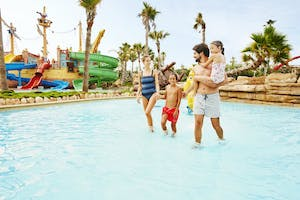 PortAventura Promotion Combined Summer Ticket: 3 Days, 3 Parks