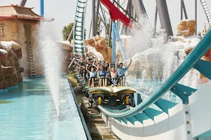 PortAventura Combined Ticket: 1 Day, 2 Parks