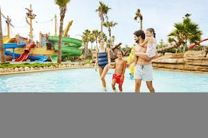 PortAventura Combined Summer Ticket: 4 Days, 3 Parks