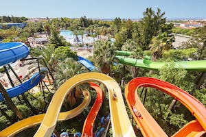 PortAventura Combined Summer Ticket: 7 Days, 3 Parks